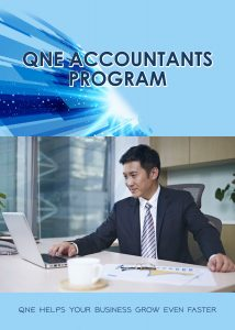 QNE Accountants Program
