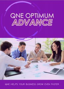 QNE Optimum Accounting System-Advance