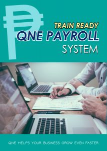 QNE Payroll Software Box