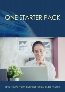 QNE Optimum Accounting System-Starter Pack