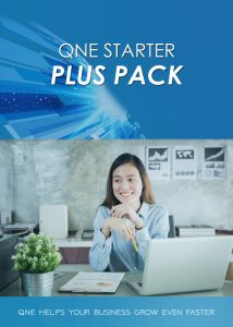 QNE Accounting Software - Starter Plus Pack