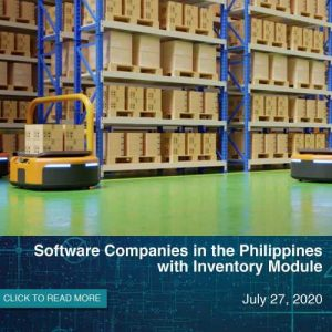 Software Companies That Offer Inventory Software Philippines