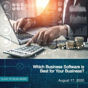 Which Business Software is best for your business?