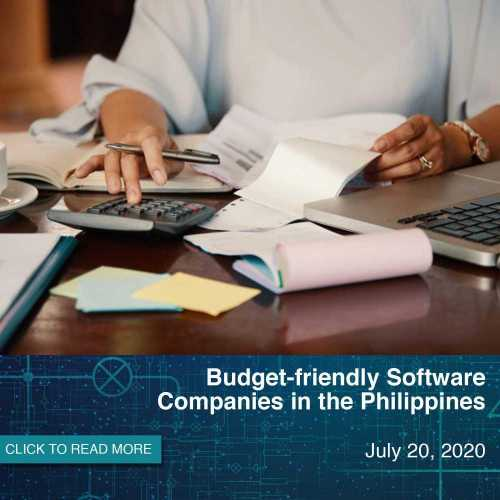 Budget-friendly Software Companies in the Philippines