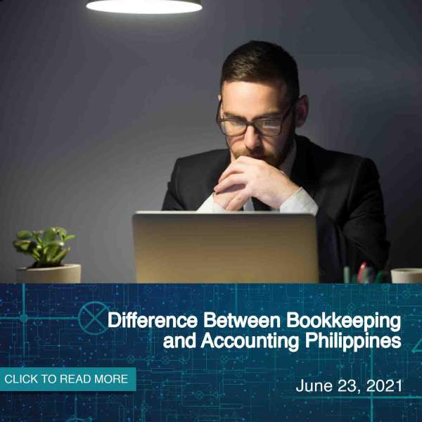 Difference Between Bookkeeping and Accounting Philippines