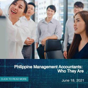 Philippine Management Accountants: Who They Are